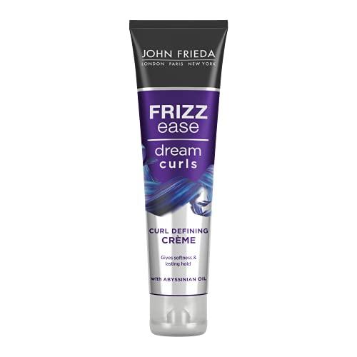 John Frieda Aceite Dream Curls, Pelo Rizado, Rizos Definidos, Rizos Perfectos, 150 Mililitros