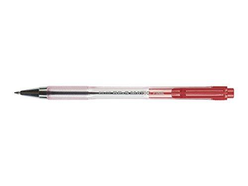 Pilot BP-S Matic Clip-on retractable ballpoint pen Fine Rosso 1pezzo(i)