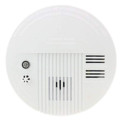 Home Küche CO kombiniert mit Rauchgas und Kohlenmonoxid-Alarm Mit Sprachbenachrichtigung