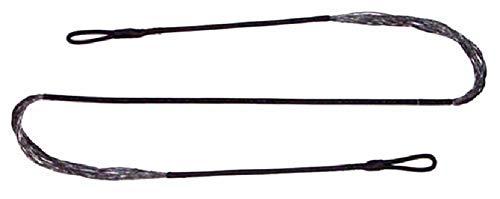 Triple Trophy Prod Inc Dacron Bowstring Black 16St 55'