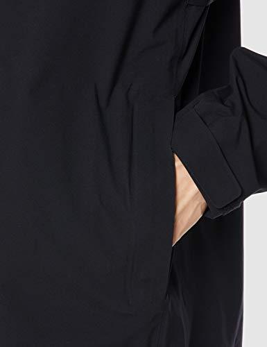 『[ヘリーハンセン] シェルジャケット コンフォートトレックレインジャケット ブラック M』の3枚目の画像