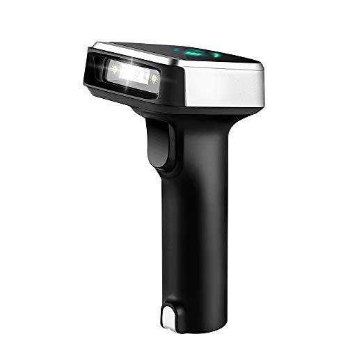 Xyfw Scanner De Codes À Barres sans Fil Lecteur CCD Portable 1D 2.4G pour PDV Ipad iOS Tablettes Android Ou Ordinateurs PC