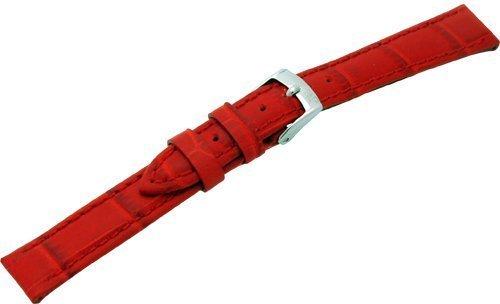 Morellato cinturino in pelle unisex BOLLE rosso 14 mm A01X2269480083CR14