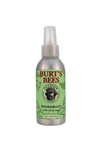 Burt's Bees Herbal Deodorant - 4 Ounce Spray, 1 Piece