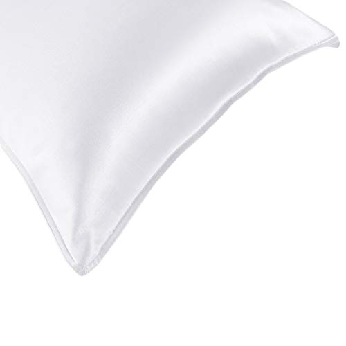 Luxury 100/% Silk pillowcase charmeuse pillow case King by Feeling Pampered