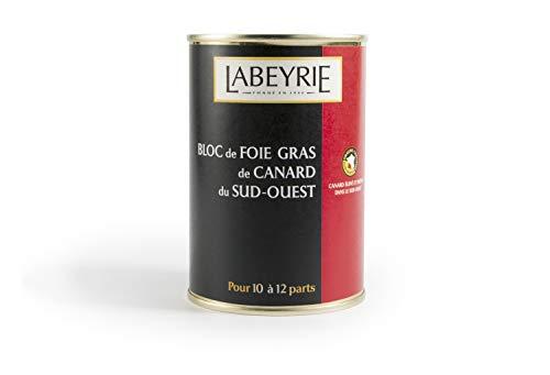 LABEYRIE Bloc Foie-Gras Canard IGP SUD-OUEST 10 à 12 parts