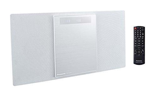 パナソニック ミニコンポ Bluetooth対応 ホワイト SC-HC400-W