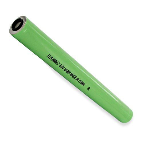 Replacement Empire Scientific Flashlight Battery for Streamlight ULTRA STINGER Flashlight Battery FLB-NMH-2 (6V Sub C Stick, Ni-MH 2400 mAh) Battery