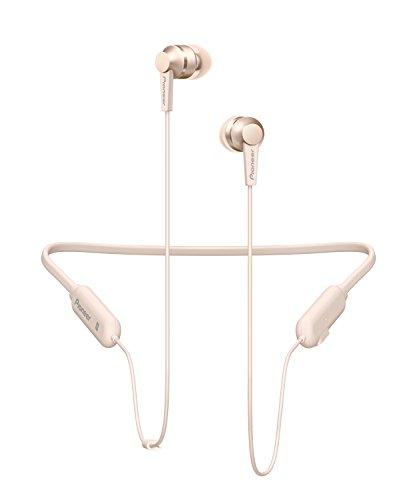 パイオニア C7wireless Bluetoothイヤホン カナル型/通話可能 ゴールド SE-C7BT(G)