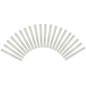 Ruddman Supplies - Welding/Textile/Marking Flat Soapstone - 20 Pack from Ruddman Supplies