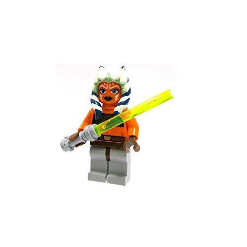 LEGO Star Wars Minifigure Ahsoka with Lightsaber Clone Wars by LEGO