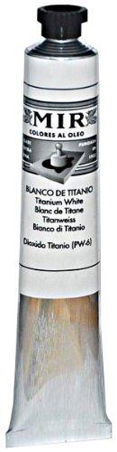 OLEO MIR ENVASE DE 60CC N-1 BLANCO TITANIO