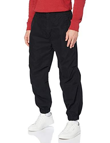 Superdry Herren UTL Parachute Grip Pant Hose, Schwarz (Black 02A), W(Herstellergröße:30/32)