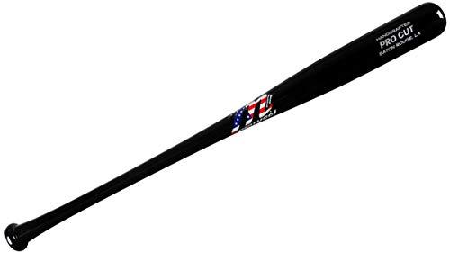 Marucci Sports - Black Maple Professional Cut USA, 33, Adult Wood Bat, Wood Bat (MBMPCUSA-33)