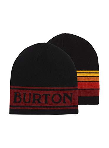 Burton Billboard Berretto, Uomo, Sparrow/True Black, 1SZ