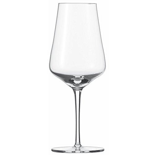 Fine Beaujolais Rotweinglas 6er Set, transparent Tritan® Kristallglas 486ml H: 22.8cm