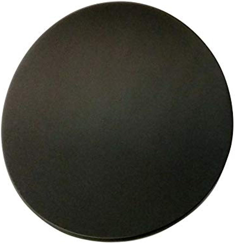Moderne LED Wandleuchte 6W Wandleuchte Wandleuchte Wandleuchte, schwarz