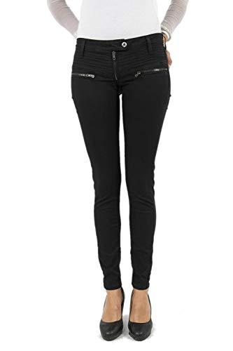 Please Jeans p19m schwarz Gr. Small, Schwarz