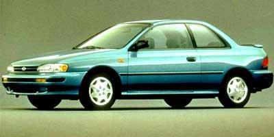 1997 Subaru Impreza Brighton, Coupe 1.8L Manual Transmission All Wheel Drive ...
