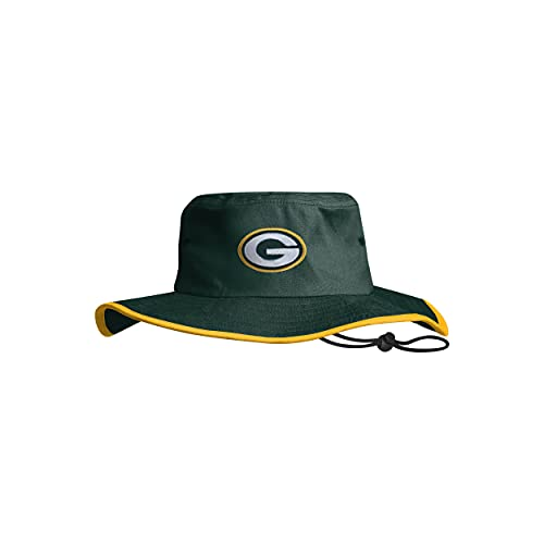 Green Bay Packers NFL Solid Boonie Hat