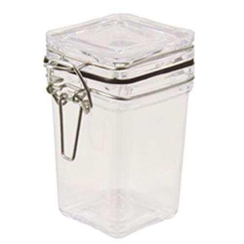 PAPSTAR 86234 Fingerfood-Becher rund, 45 ml, glasklar