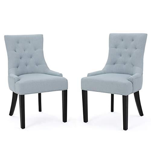 light blue chair - 9