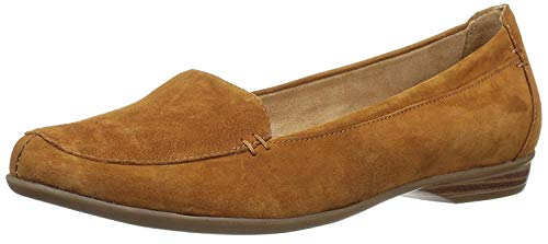 Naturalizer Women's Saban Slip-On Loafer, Whiskey, 11 M US