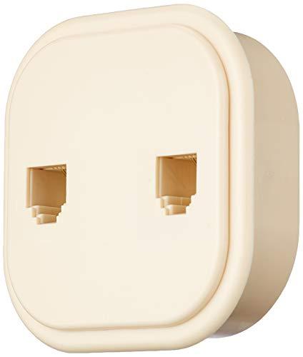 FANTON FME22380 Presa 2 Plug 6/4c. da Incasso