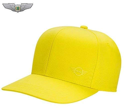 Mini Lifestyle Collection Neuf Original Unisexe Signet Modèle Casquette Baseball Chapeau en Citron 80162445654