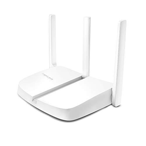 router mercusys 4 antenas fabricante MERCUSYS