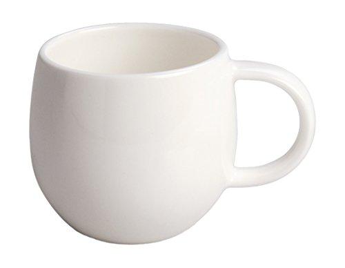 A di Alessi AGV29/76 All-Time - Set de tazas de café (porcelana, 4 unidades)