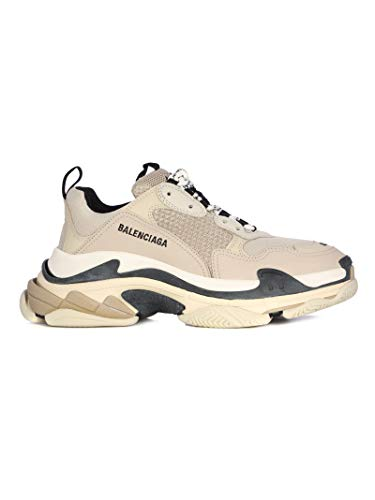 Balenciaga Luxury Fashion Herren 536737W09O69787 Beige Polyester Sneakers | Frühling Sommer 20