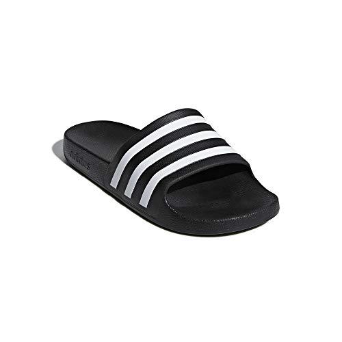 adidas Aqua Adilette - Chanclas, color Negro, talla 46 EU