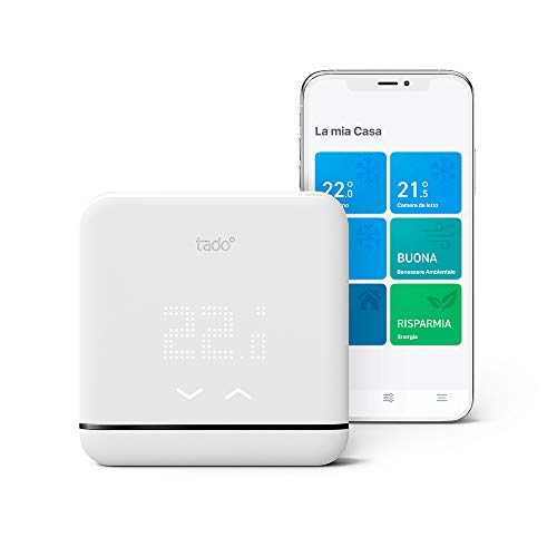 tado? Controllo Climatizzazione Intelligente V3+ - compatibile con Amazon Alexa, l'Assistente Google...