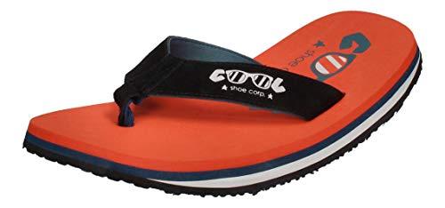 Cool shoe Original-s1sla025, Chanclas Hombre, Naranja Tium, 45/46 EU
