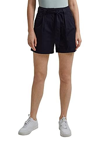 ESPRIT Damen 031EE1C319 Shorts, 400/NAVY, 38