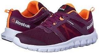Reebok Hexaffect fire running shoes for women Orchid/Peach/White 9.5 USA