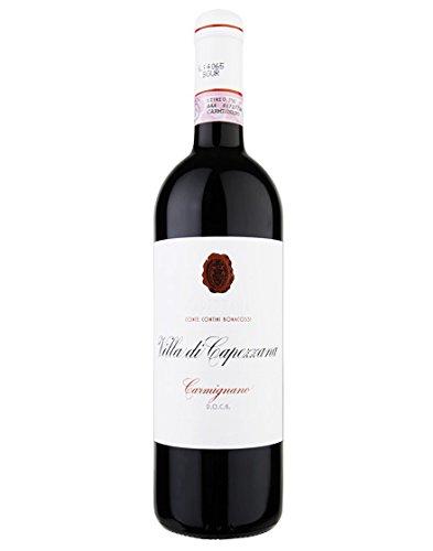 Carmignano DOCG Villa di Capezzana Capezzana 2018 0,75 ℓ