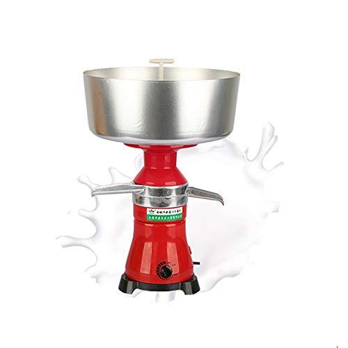 Angela Séparateur électrique de crème, Machine à crème glacée pour Transformer Le Lait cru ou Entier en crème et Lait écrémé, Vitesse réglable, centrifugeuse pour Cuisine