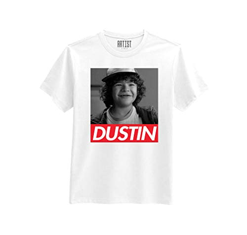 ARTIST T-Shirt Stranger Things *Dustin Limited Edition* Stagione 3 (M)