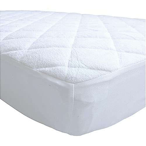 Product Image of the Pack n Play Mattress Protector   Mini Crib Waterproof Pad   Padded Cover for...