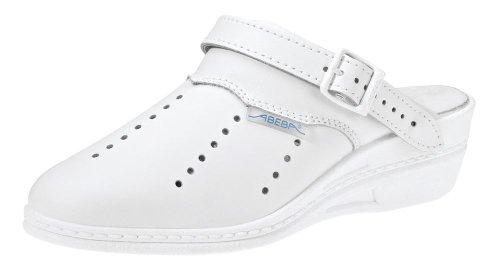 Abeba , Damen Sicherheitsschuhe Weiß weiß 42