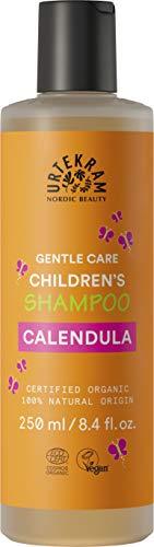Urtekram Kinder Shampoo Bio, milde Pflege, 250 ml