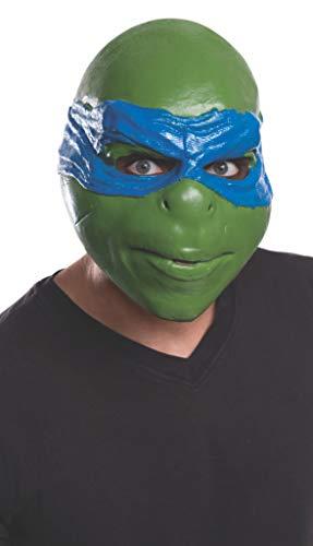 Masker Leonardo Ninja Turtles voor volwassenen