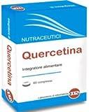 KOS - QUERCETINA 60 COMPRESSE indicata come coadiuvante nella riduzione dei sintomi delle allergie