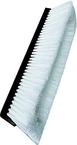 LEWI QLEEN 71002 Fensterbürste 60 cm weiß Bürste Waschbürste zur Glasreinigung
