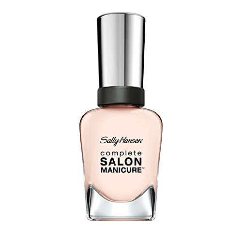 Sally Hansen Complete Salon Manicure Nagellack Nude Farbe 120, for Luna Pearl, 1er Pack (1 x 15 ml)