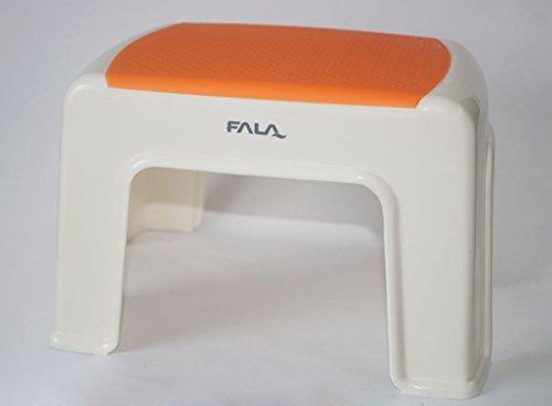Fala 75916 – Enfants Tabouret 30 x 30 x 21 cm Orange