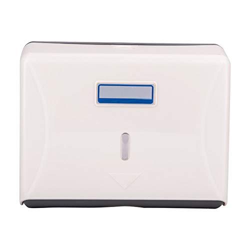 YYWJ Paper Towel Dispenser,Wall Mount ABS Paper Towel Box,C-Fold or Single...