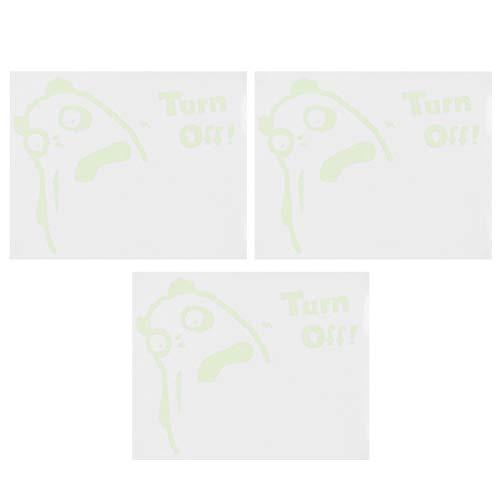 Etiqueta de la pared, etiqueta engomada de la etiqueta, palillo decorativo de la pared del PVC para el dormitorio al aire libre de la sala de estar del estudio